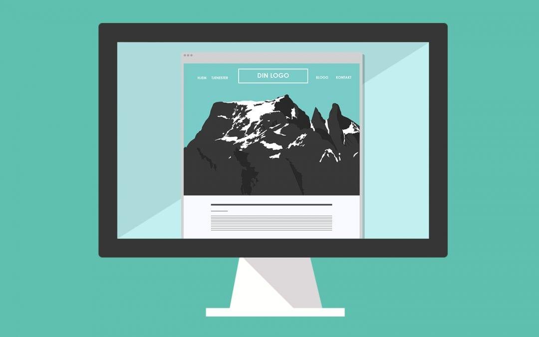 8 grunner til at bedriften din trenger egen nettside