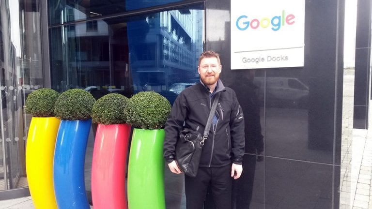 Nettrakett er Google Partner