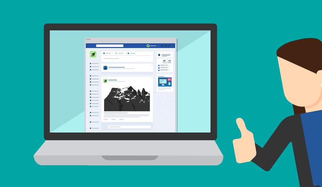 Får du feil bilde når du deler en link på Facebook?