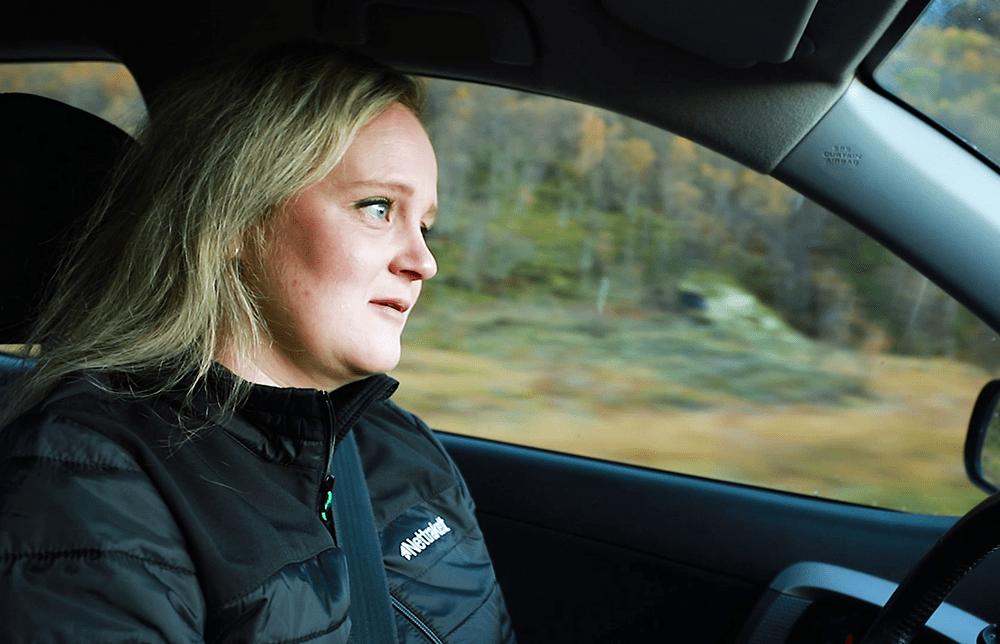 Nettrakett vlog episode 12: Bli med til Harstad på oppdrag