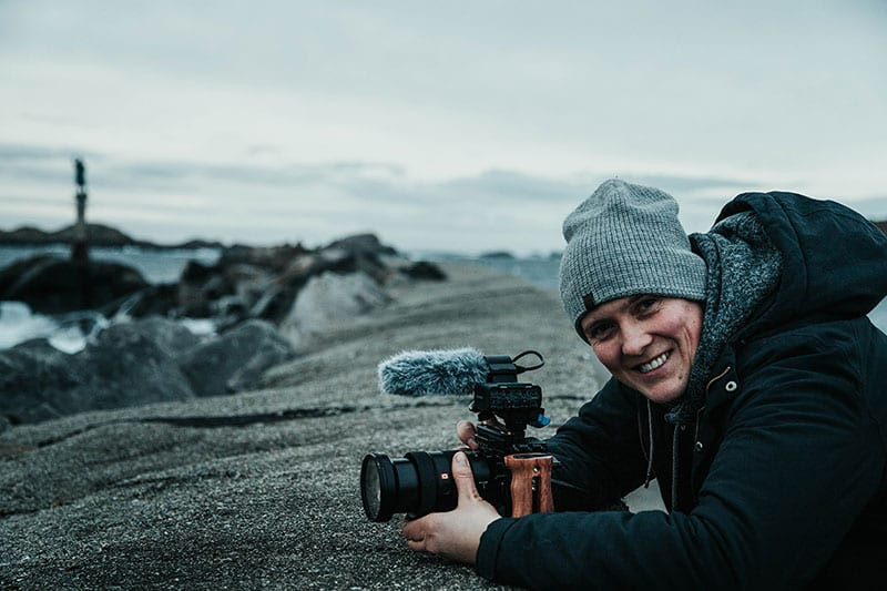 Nettrakett vlog episode 16: Vi dobler kapasiteten på foto/video