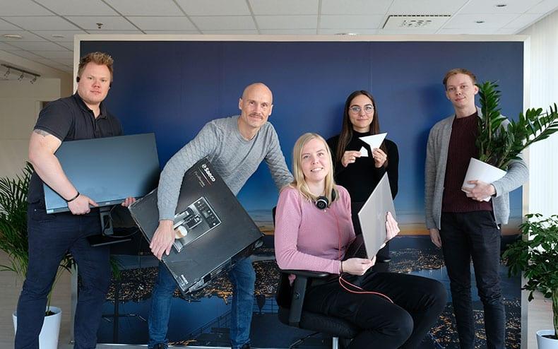 Etablering av kontor i Tromsø