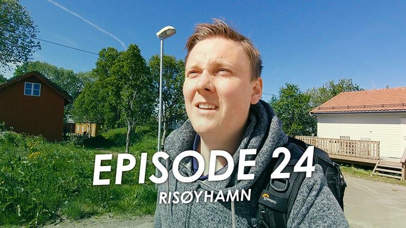 Nettrakett vlog episode 24: Fotojobb i Risøyhamn med André