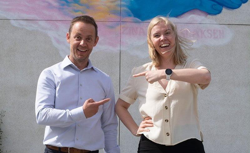 Ivar Tjønsø tiltrer som daglig leder i nettrakett